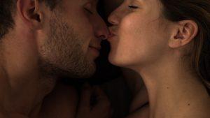 Boyfriend kiss