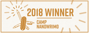 Camp Nanowrimo learnt