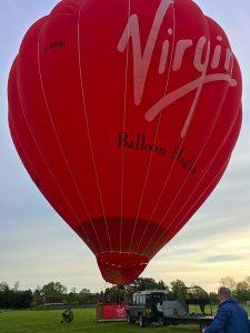 dreams hot air balloon